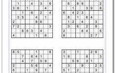 Printable Soduku | Ellipsis | Printable Sudoku Krazydad | Printable   Printable Sudoku Puzzles Krazydad