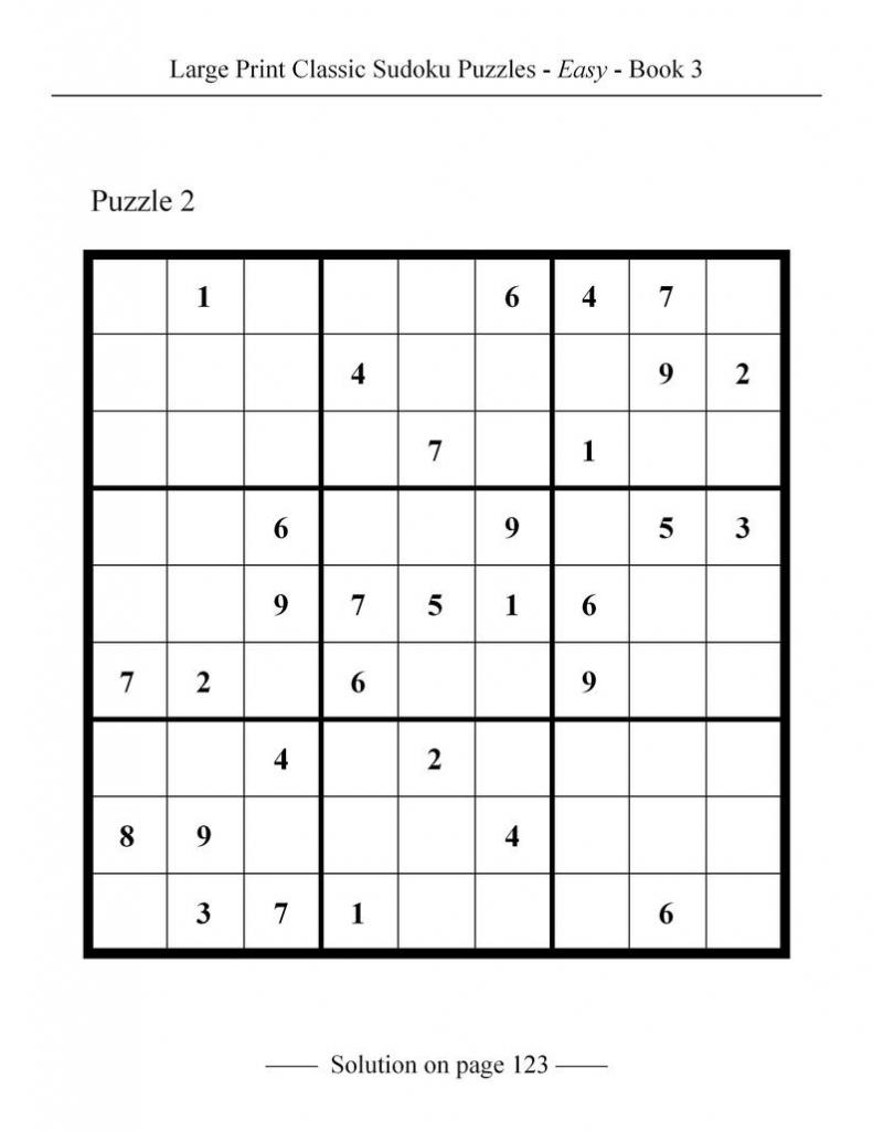 Printable Sudoku Classic   Printable Sudoku Free - Printable Sudoku Puzzles 4X4