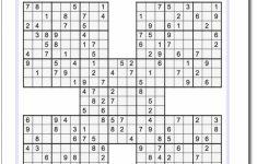 Printable Sudoku Free   Printable Puzzles.com