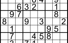 Printable Sudoku Printable 360 Degree – Camnangbenhtat   Printable Sudoku Puzzles Online