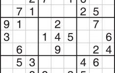 Printable Sudoku   Printable Sudoku Puzzles Easy