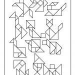 Printable Tangram Puzzles Answer Key | Woo! Jr. Kids Activities   Printable Tangram Puzzles And Solutions