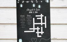 Printable Wedding Crossword Puzzle Game, Games For Wedding   Printable Crossword Puzzles South Africa
