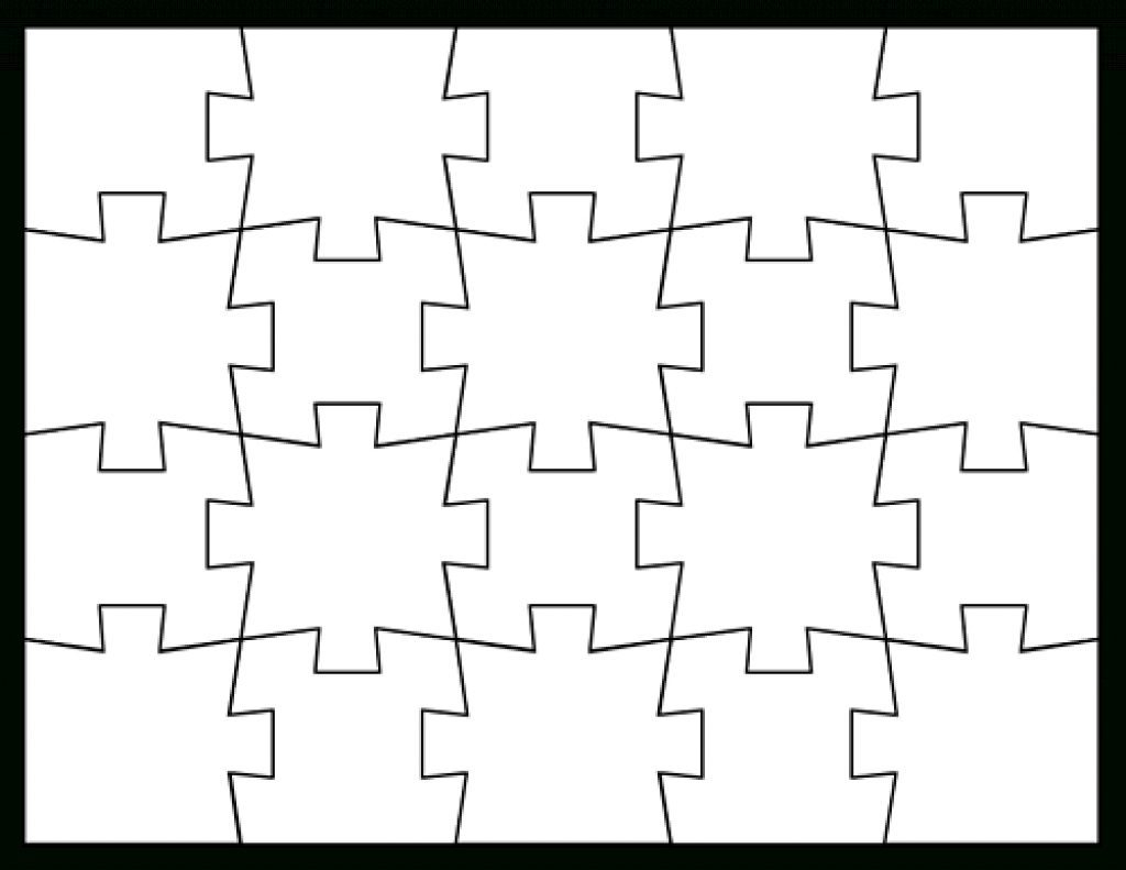Puzzle Maker Printable Free | Free Printable - Jigsaw Puzzle Maker - Create A Printable Jigsaw Puzzle