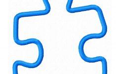 Puzzle Piece Clipart   Free Download Best Puzzle Piece Clipart On   Printable Autism Puzzle Piece