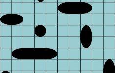 Puzzle Solutions: Battleships, Sudoku And Gogen   London Evening   Printable Gogen Puzzle