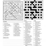 Puzzles   Mindfood   Printable Crossword Puzzles August 2017