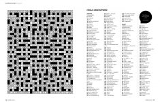 Puzzles | Mindfood   Printable Crossword Puzzles July 2017