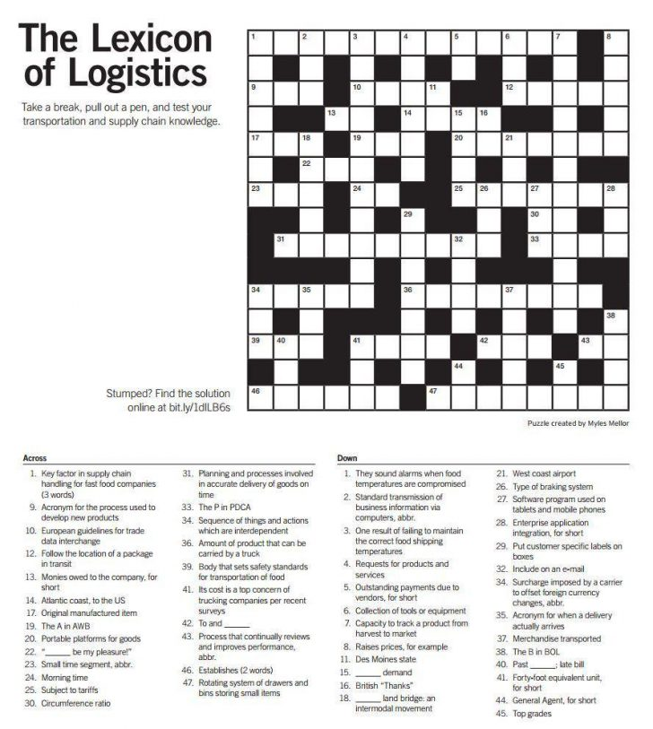 Printable Expert Crossword Puzzles