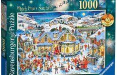 Ravensburger Limited Edition Christmas Puzzles | – Christmas Puzzles Printable Uk