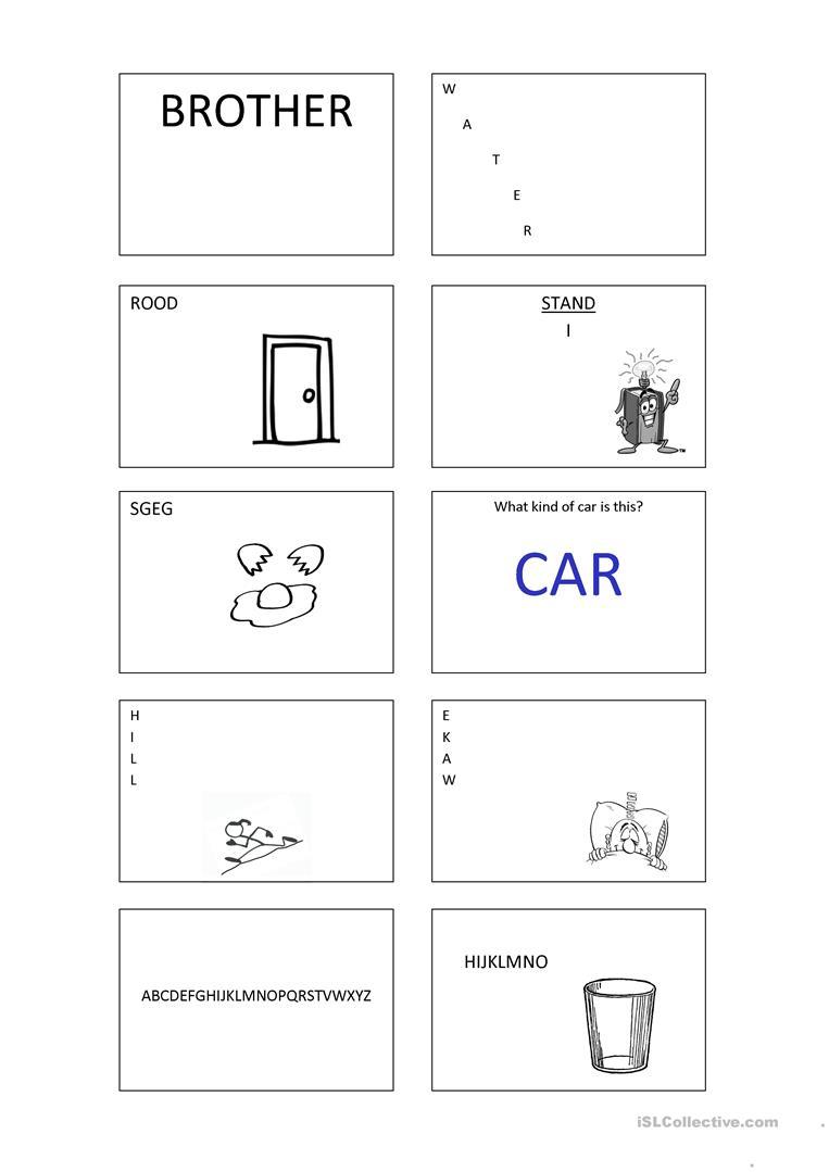 Rebus Worksheet - Free Esl Printable Worksheets Madeteachers - Printable Rebus Puzzles
