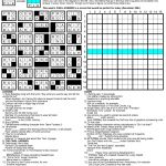 Redhead64's Obscure Puzzle Blog!: Christmas Gifts Month! Puzzle #158   Printable Patternless Crossword Puzzles