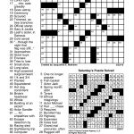 Sample Of The Daily Commuter Puzzle | Tribune Content Agency (March   Printable Commuter Crossword Puzzle