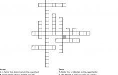 Science 7Th Grade Crossword Puzzle Crossword   Wordmint   Printable Crossword Puzzles For 7Th Graders