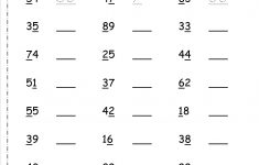 Second Grade Place Value Worksheets   Printable Place Value Puzzles