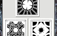 Set 3 Hellraiser Lament Configuration Puzzle Box Stencils Hellbound   Printable Hellraiser Puzzle Box