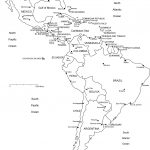 South America Map And Review Worksheet Answers South America Word   Printable Puzzle South America