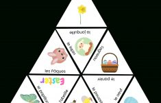 Spring | Language Learning Resources | Languagenut   Printable Tarsia Puzzles English