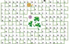 St. Patricks Day Codebreaker Word Puzzle | Free Printable Puzzle Games   Printable Codebreaker Puzzles