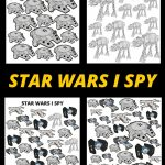 Star Wars I Spy Activities Free Printable Pages   I Spy Puzzles Printable