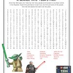 Star Wars Printables And Activities   Brightly   Star Wars Crossword Puzzle Printable
