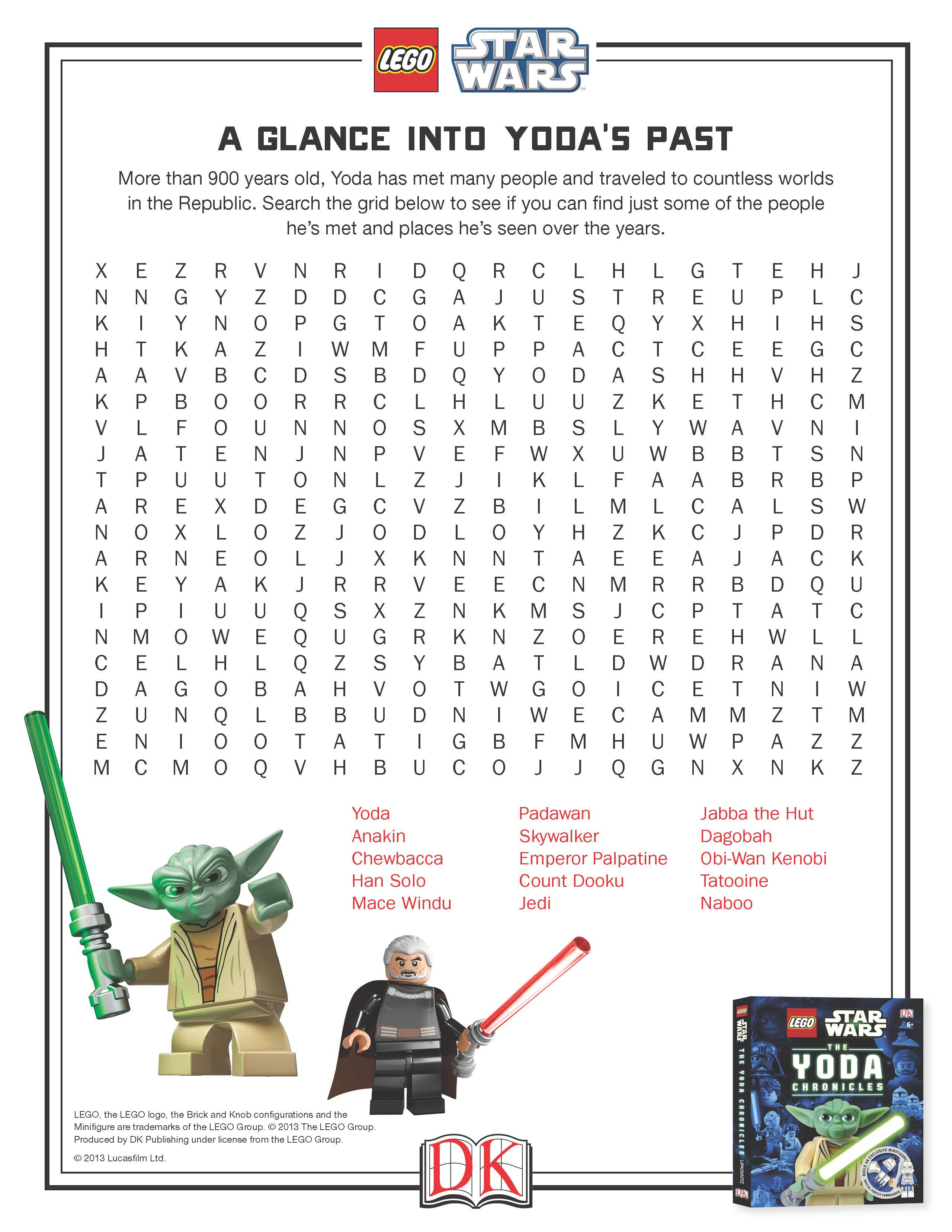 Star Wars Printables And Activities | Brightly - Star Wars Crossword Puzzle Printable