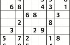 Sudoku 3957 Easy   Life And Style   The Guardian   Printable Crossword Guardian