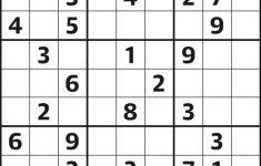 Sudoku 3961 Hard | Life And Style | The Guardian   Printable Crossword Guardian