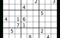 Sudoku Coursework Sample   Printable Sudoku Puzzles 3X3