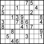 Sudoku Of The Day | Free Sudoku For Your Local Publications   5 Star Sudoku Puzzles Printable