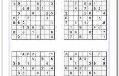 Sudoku Printable Puzzles | Ellipsis | Printable Sudoku Directions   Printable Puzzles.com