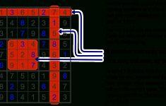 Sudoku   Printable Sudoku Puzzle With Answer Key