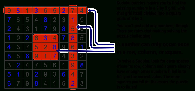 Sudoku - Printable Sudoku Puzzles Easy #2