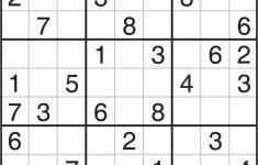 Sudoku Puzzles To Print Free Download Sudoku Printables Easy For   Printable Sudoku Puzzles Uk