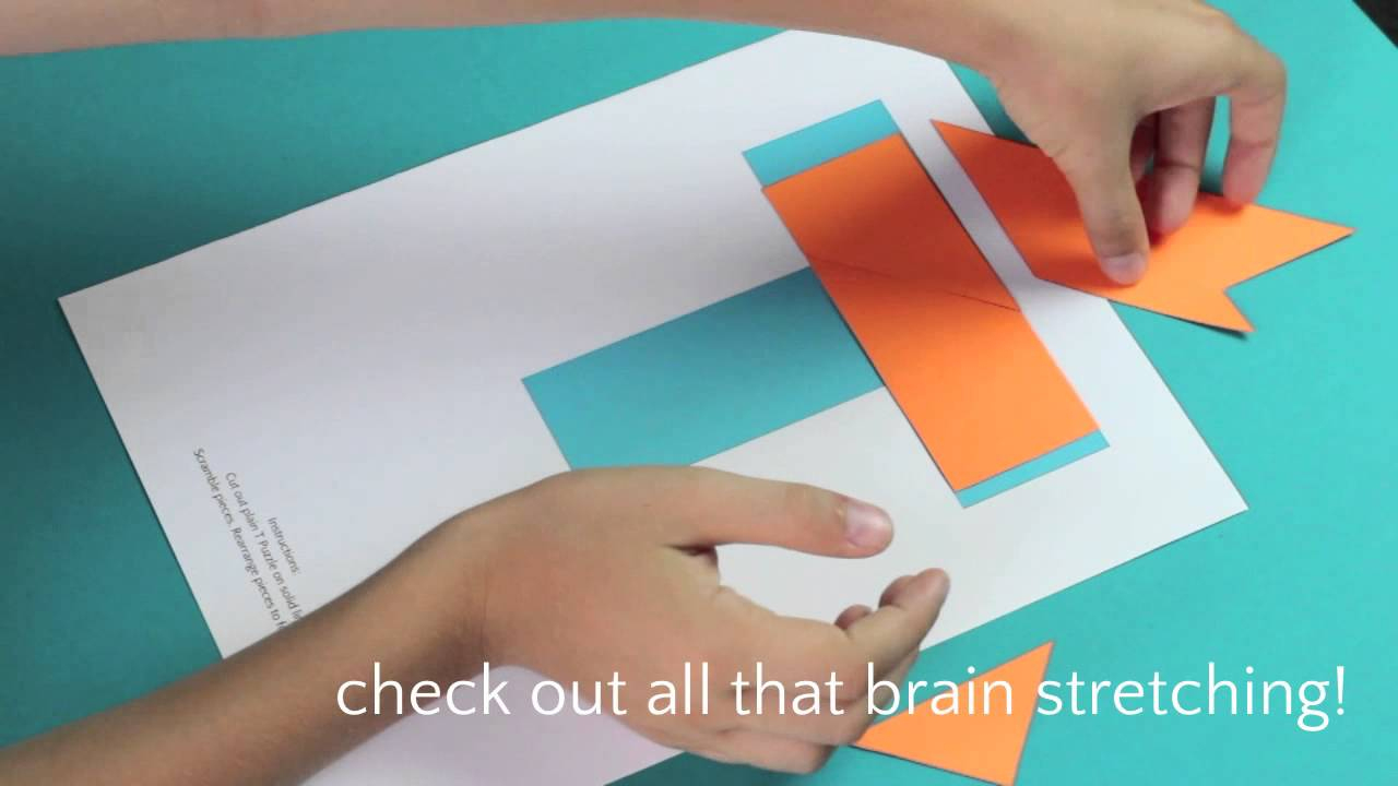 T Puzzle Solution And Printable - Youtube - Printable T Puzzle