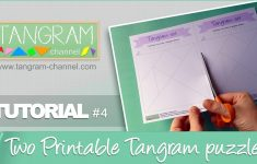 Tangrams To Cut Out   Providing Teachers And Pupils With Tangram   Printable Tangram Puzzle Pieces