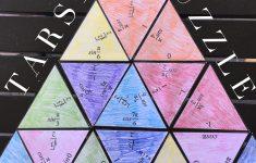 Teaching High School Math: Tarsia Puzzle For Mac   Finally Figured   Printable Tarsia Puzzle
