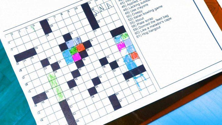 Printable Daily Crossword Uk