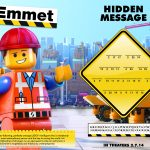 The Lego Movie Printables, Activity And Coloring Pages   Printable Lego Crossword Puzzle