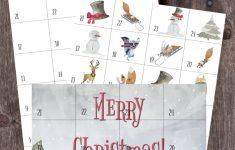 The Life Of Jennifer Dawn: Christmas Advent Calendar Puzzle   Printable Advent Puzzle