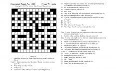The Nation Cryptic Crossword Forum: Microfilm (Puzzle No. 1,303)   Printable Wall Street Journal Crossword Puzzle
