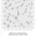 The Nation Cryptic Crossword Forum: Wall Street Journal Hint Grid   Printable Crossword Puzzles Wsj