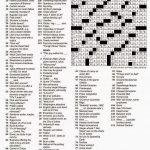 The New York Times Crossword In Gothic: 11.30.14 — Zap!   La Times Crossword Printable Version
