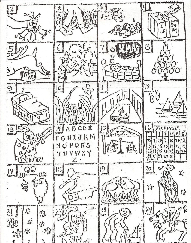 The Original Puzzle | Christmas | Christmas Games, Christmas Fun - Printable Christmas Rebus Puzzles