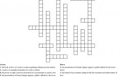 The United States Government Crossword   Wordmint   Printable United States Crossword Puzzle