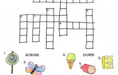 The Very Hungry Caterpillar Crossword | Projects To Try | Hungry   Free Printable Italian Crossword Puzzles