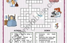 This Crossword Puzzle Was Created With Eclipse Crossword. | Nurses   Nursing Crossword Puzzles Printable