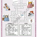 This Crossword Puzzle Was Created With Eclipse Crossword. | Nurses   Printable Grey's Anatomy Crossword Puzzles