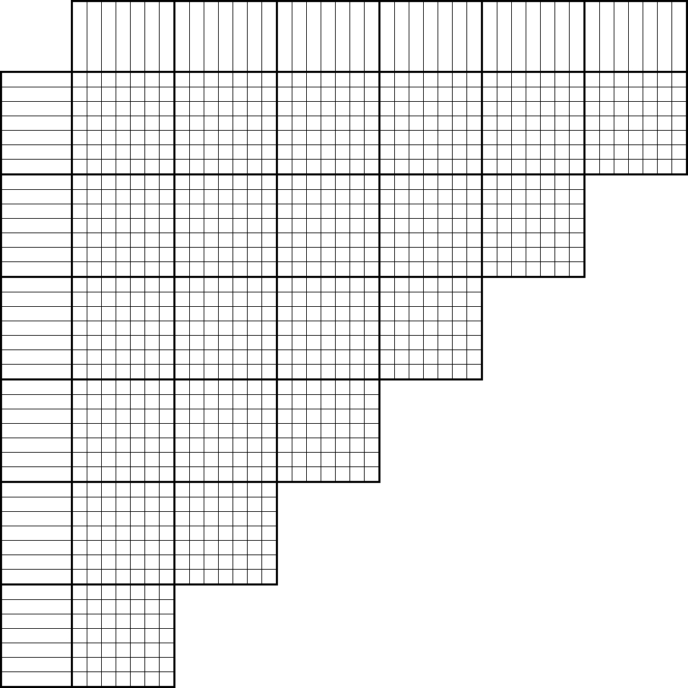 Tlstyer - Logic Puzzle Grids - Printable Logic Puzzles Grid
