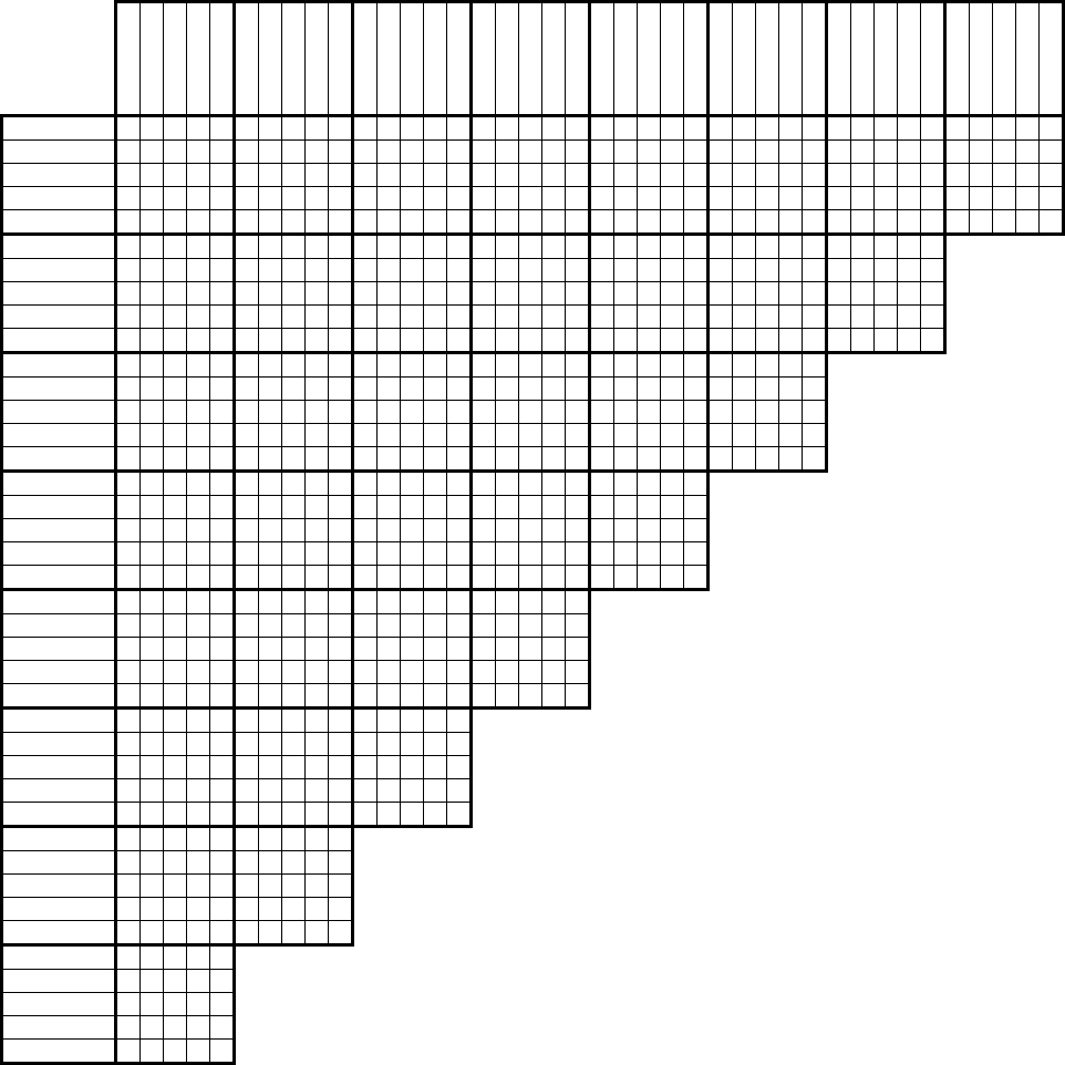 Tlstyer - Logic Puzzle Grids - Printable Puzzle Grid